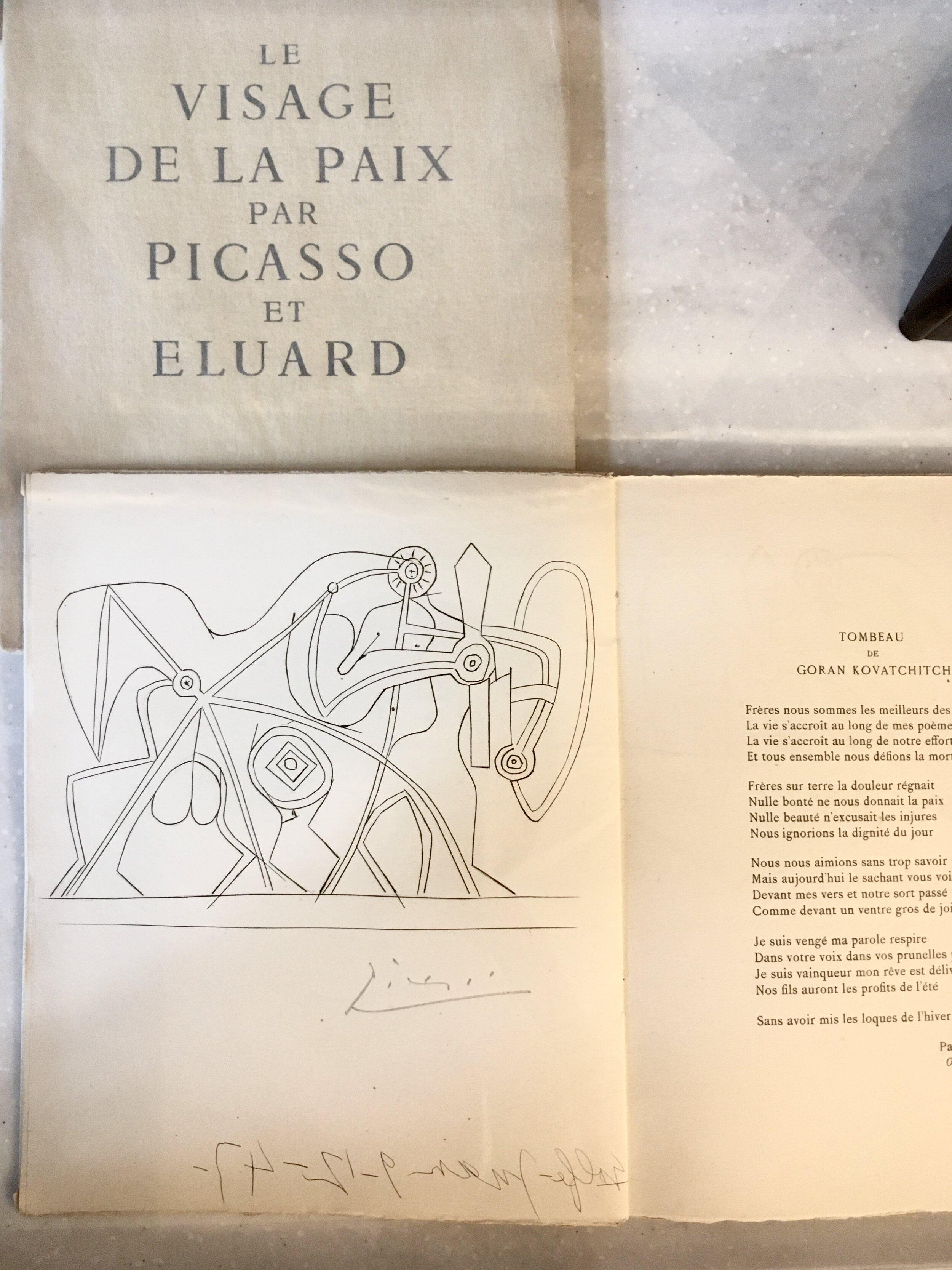 Prph Books Picasso Les Livres Dartiste The Collection