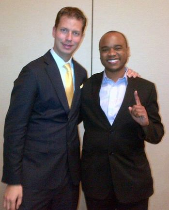 Chris Allen works with JT Foxx to create new Real Estate Marketing Program  to enhance his business service offerings.