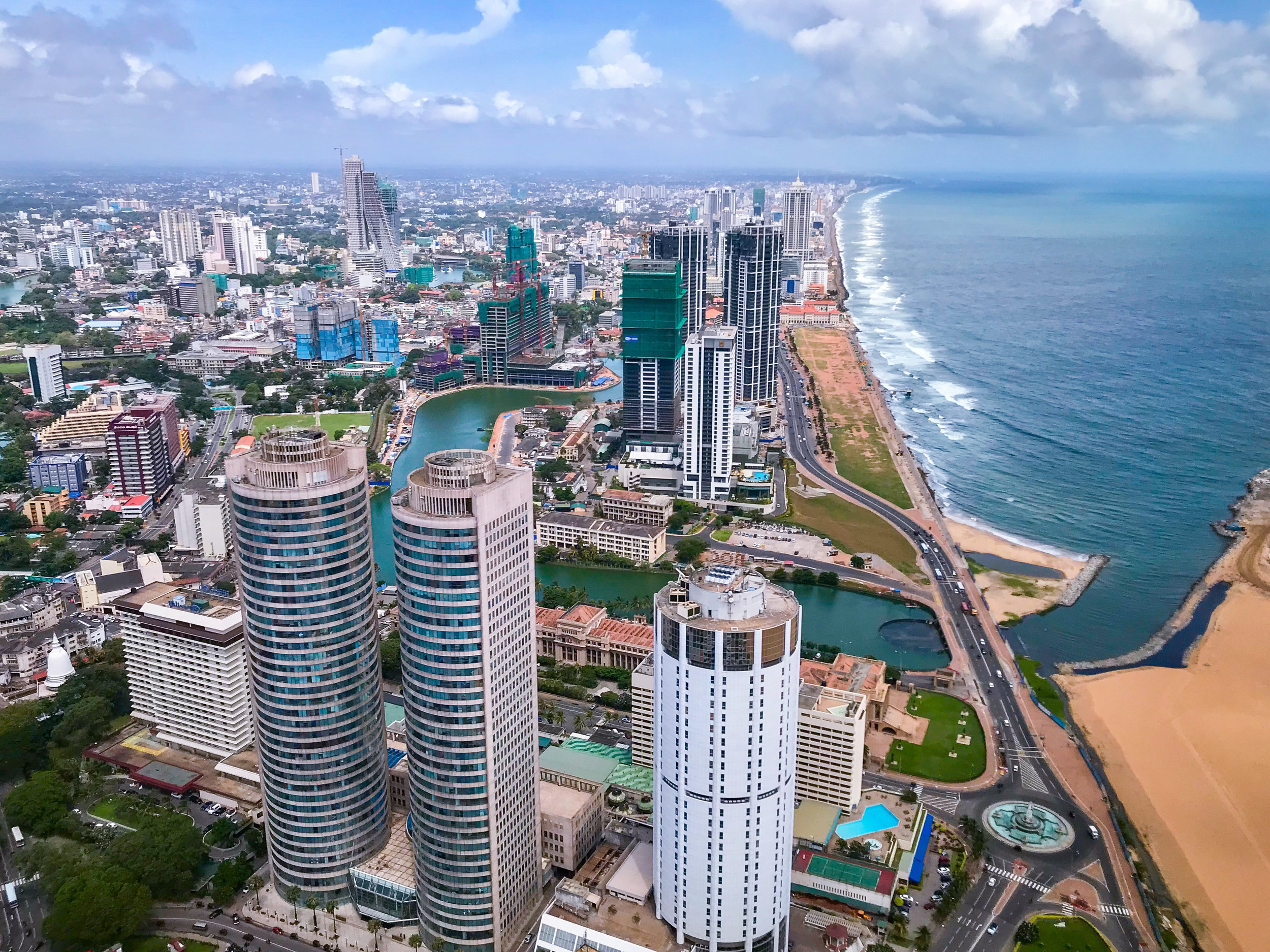 "- ""…With tourism being a significant source of foreign exchange for the Sri Lankan economy, this could have significant short-term and long-term implications,"""