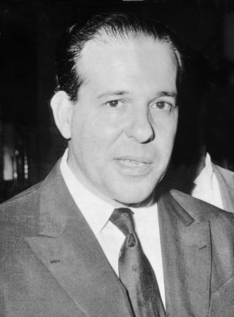 March 31st 1964. Joao Goulart, 24th President of Brazil,