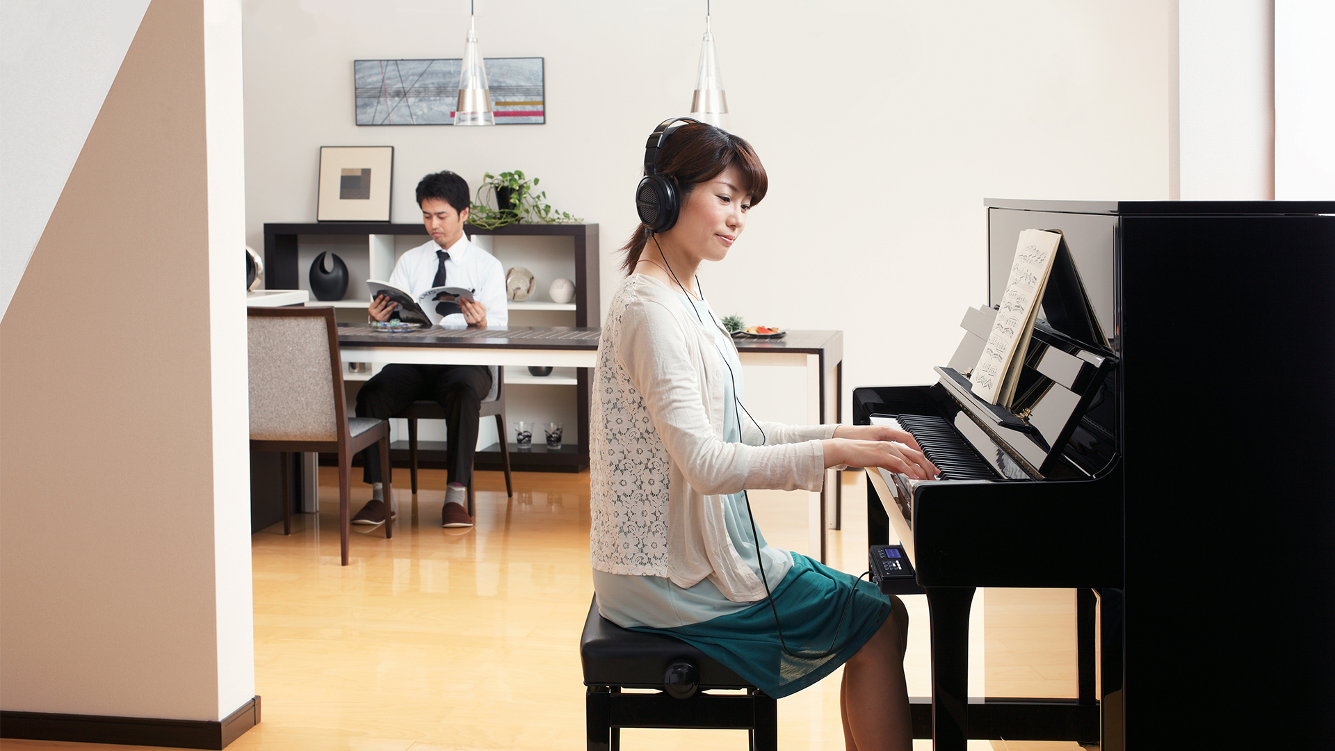 Adult Piano Lessons -
