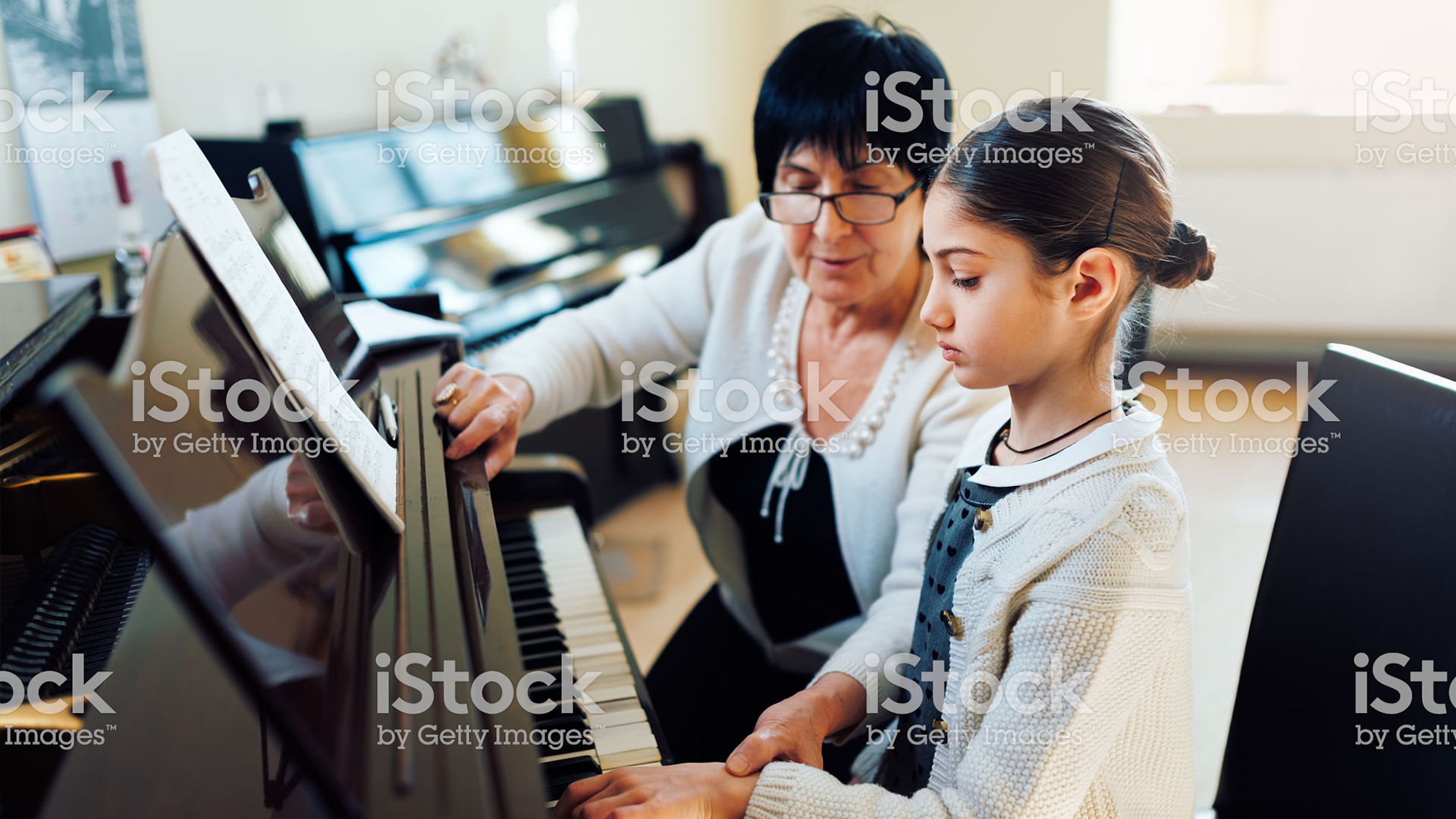 kids piano lessons -