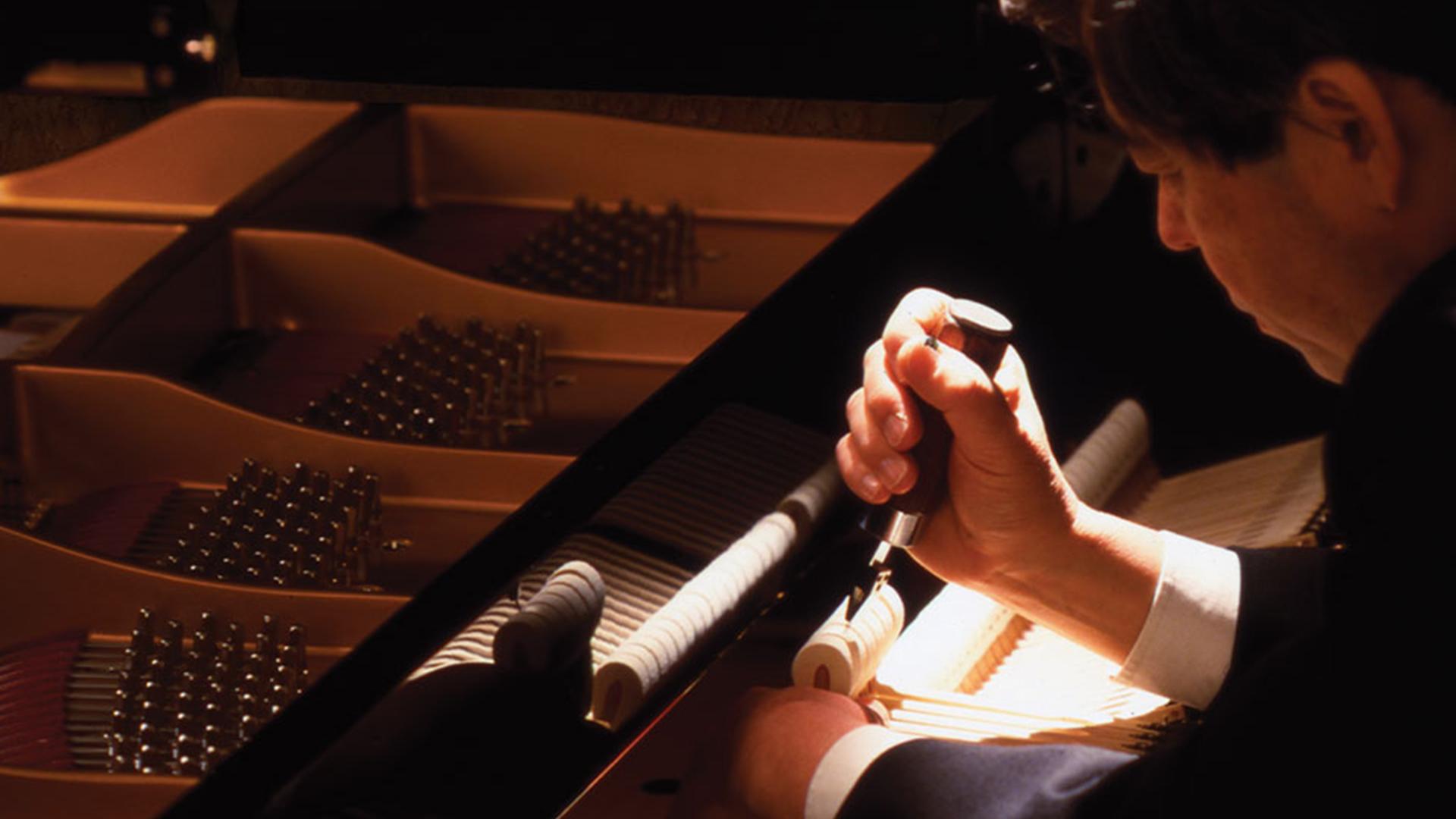 Master Piano Artisans
