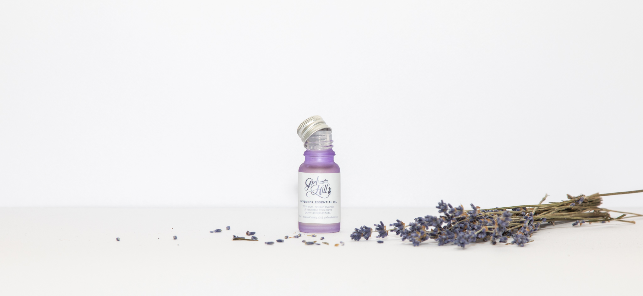 Essential Oil - Our Lavender Essential Oil is the essence of what we do, and perfect for every room.