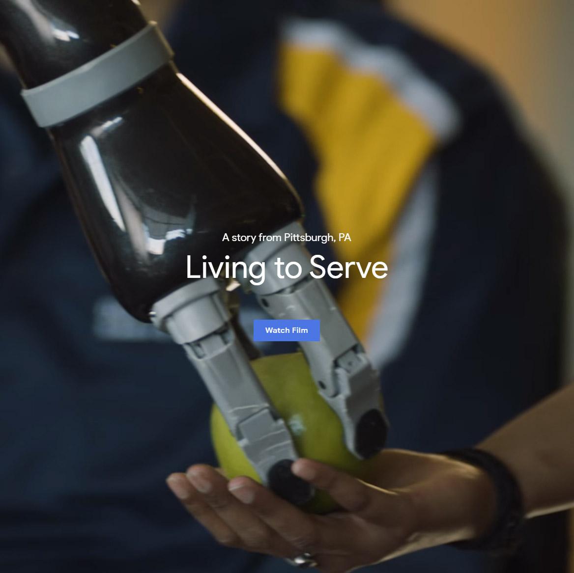 Living to Serve (link)