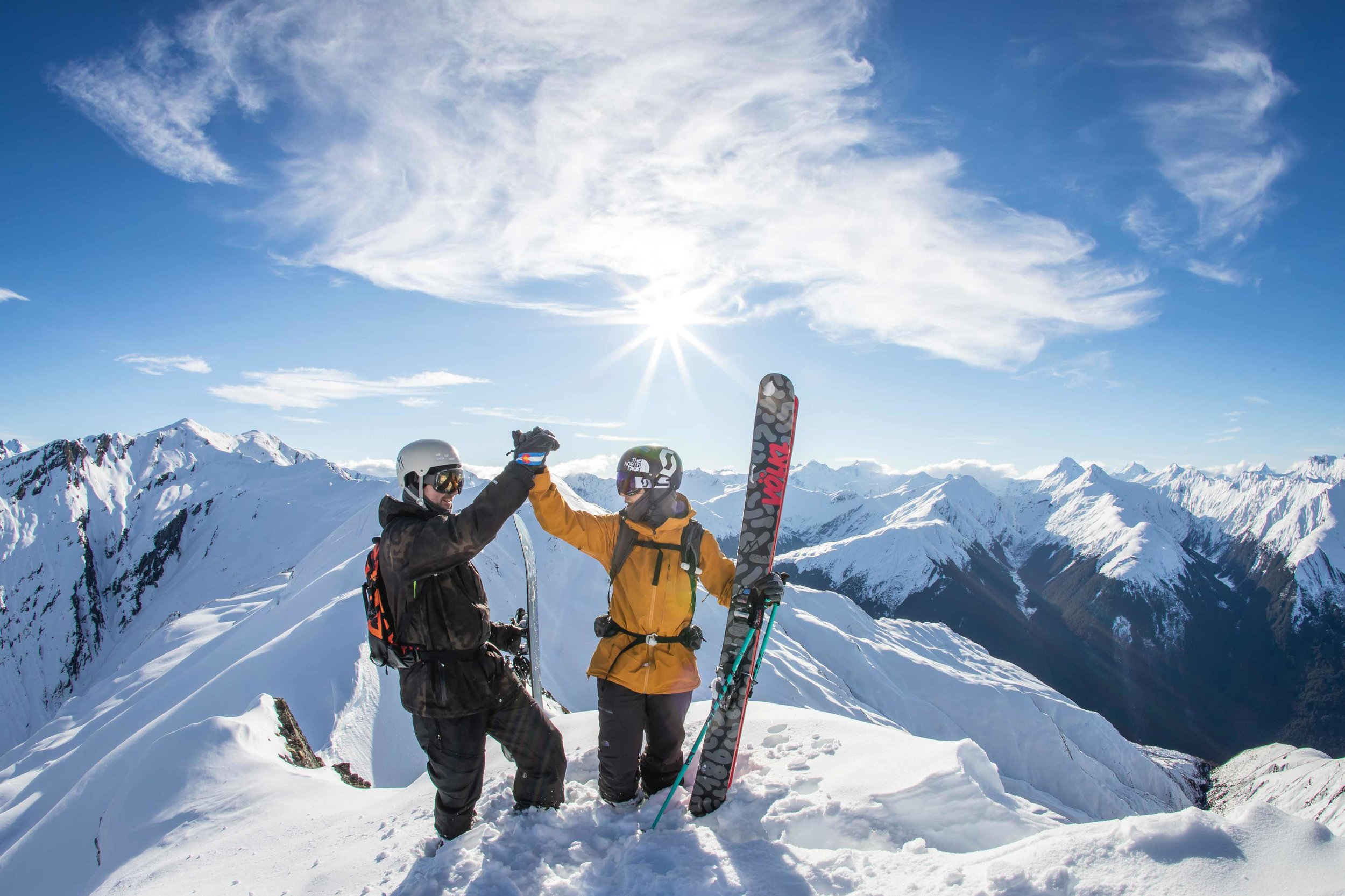 3 Run Day | $975 - Whet your appetite for powder with the perfect introduction to the heliski experience. Suitable for all skiers and snowboarders of intermediate level.