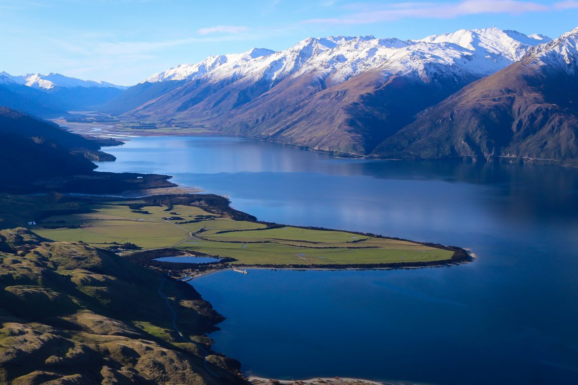 Exploring beautiful New Zealand by chopper is a must especially when looking for the ultimate place to heliski!