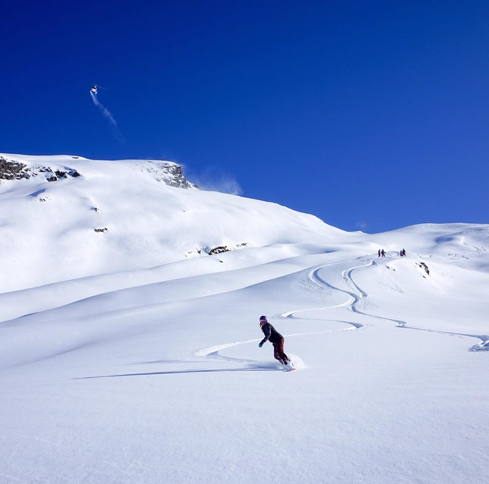 There is heliski terrain for everyone and the powder is pristine in New Zealand's backcountry.