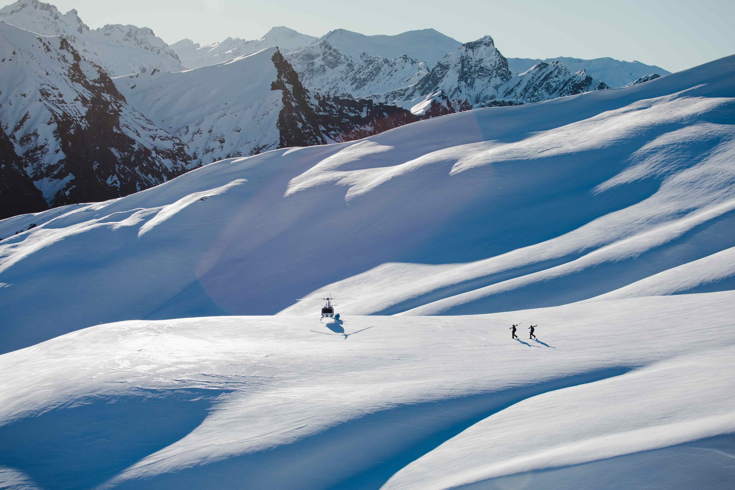 Unlimited Charter - Unrestricted heliskiing with unlimited vertical in pristine terrain. No matter how many powder turns you make we wont charge you anymore.FROM $13,995
