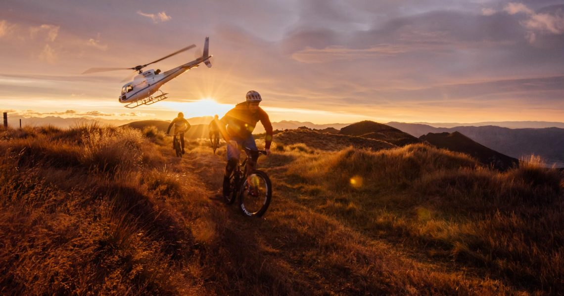 Queenstown  and  Wanaka  are abundant in  adventure activities  during the Summer months.