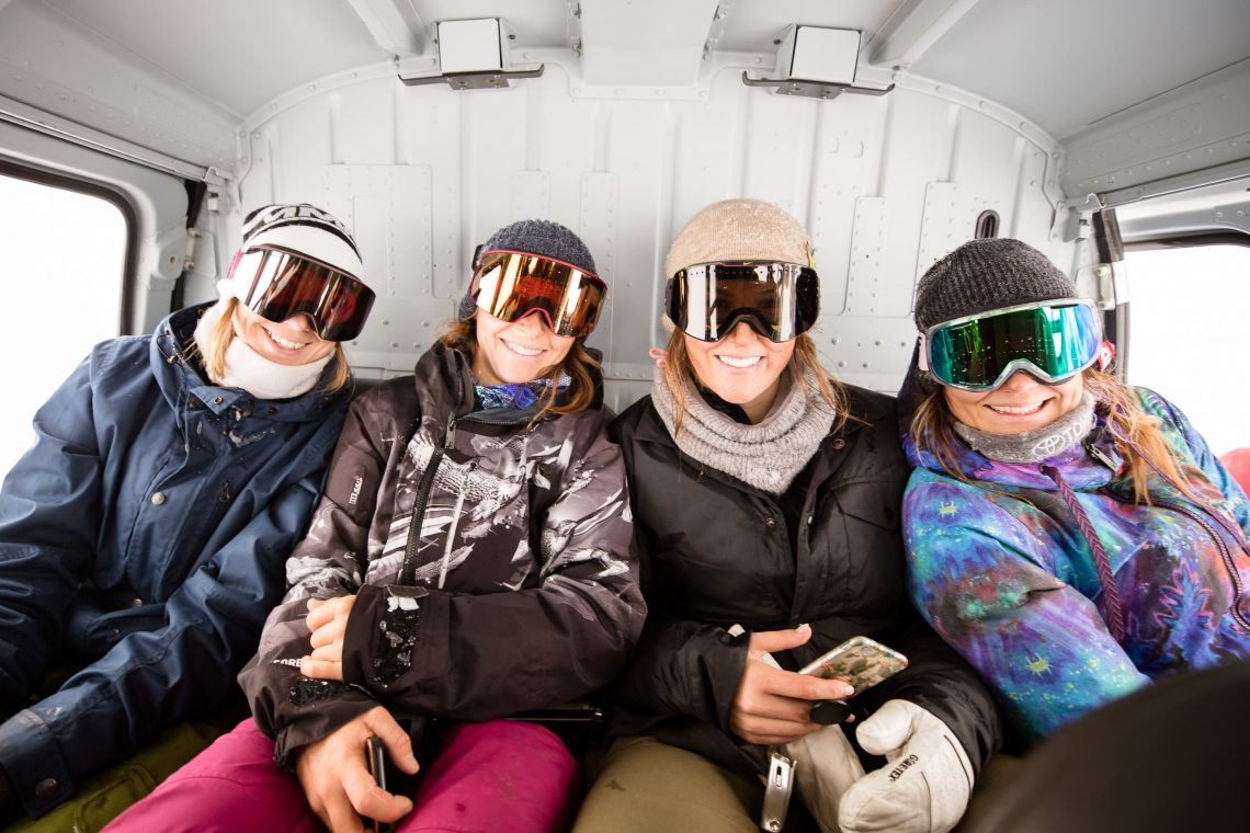 The mates will follow when you make the move to book a heliski – its too much fun to miss out on…