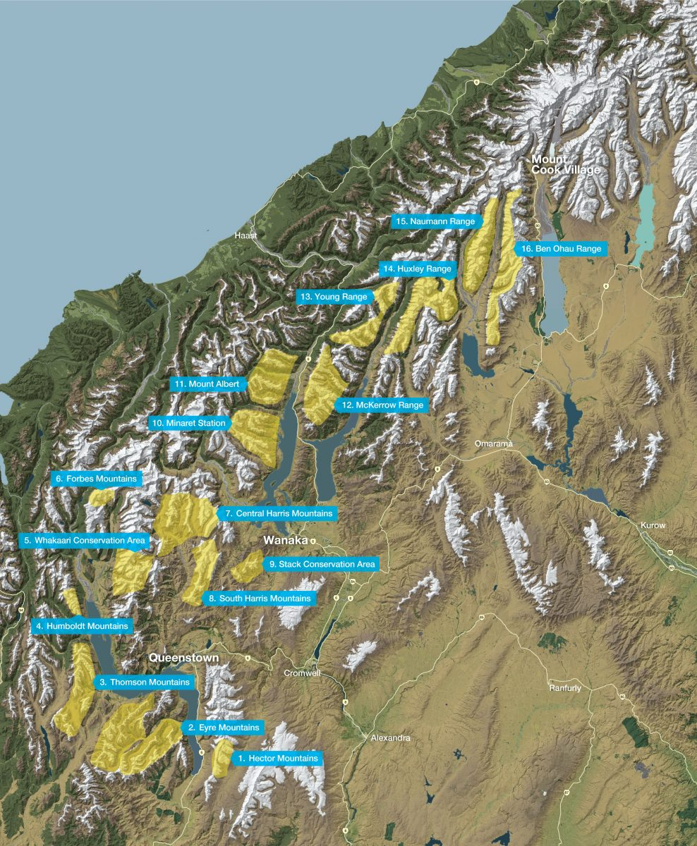 16 mountain ranges to explore, boasting over 700 runs….so much terrain, so much fun!