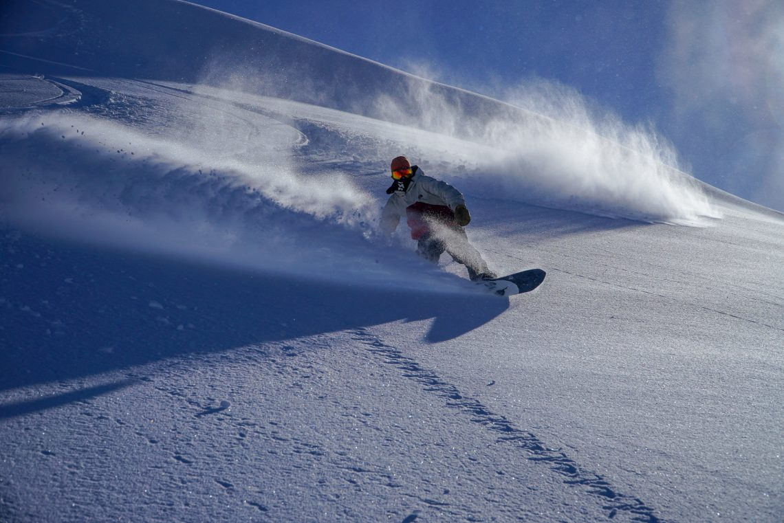 Powder day after powder day…..