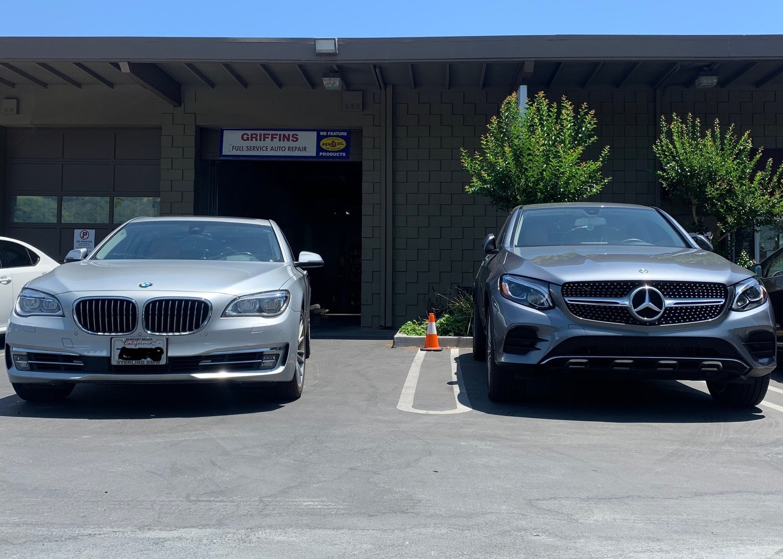 Bmw Mountain View Service >> Griffin S Auto Repair