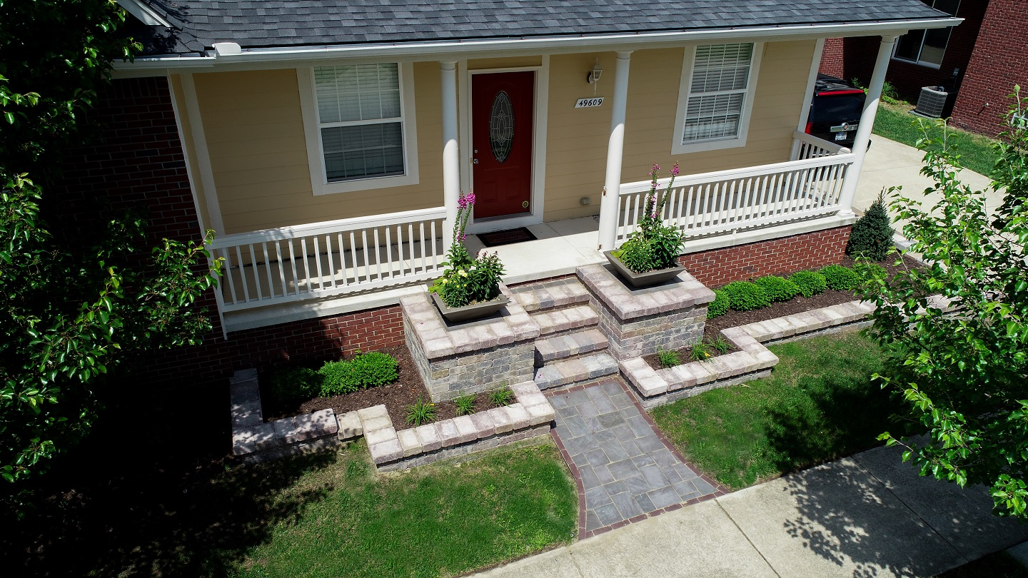 Copy of Stunning landscape edging in Macomb Township, MI