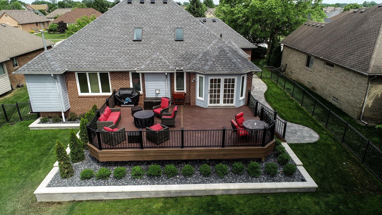 Shelby Township, Michigan top landscape design company