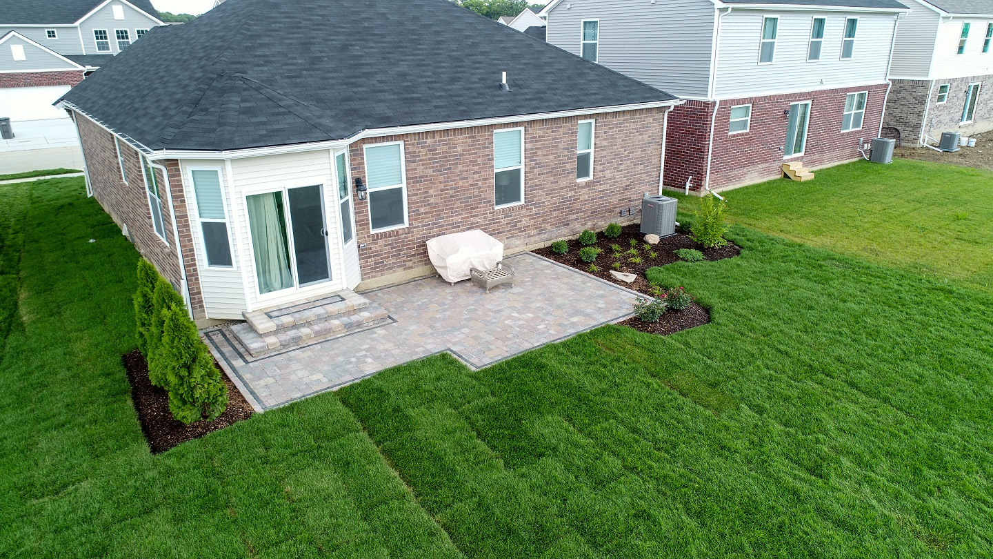 Sod Installation by landscapers near me in Shelby Township, Michigan