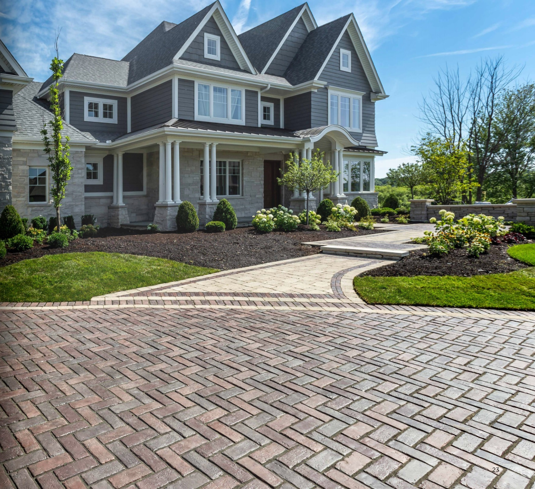 Maintenance with quality lawn service and snow removal in Shelby Township, MI