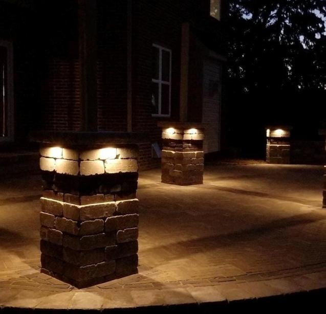 5 Beautiful Effects Achieved Using Landscape Lighting in Troy, MI