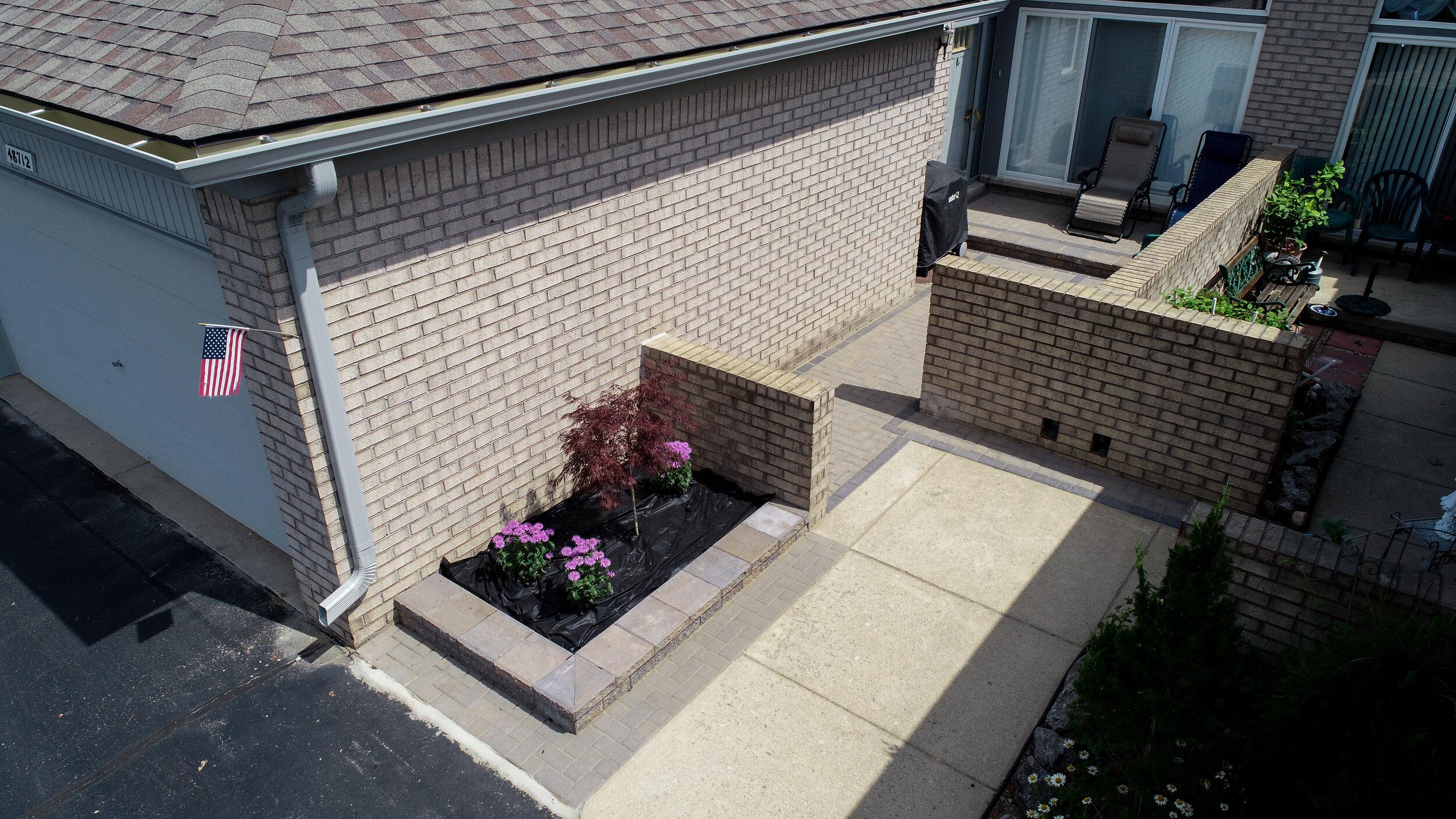 Unique Brick Pavers for Small Patios in Macomb Township, MI