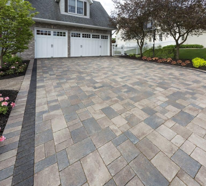 Adding Curb Appeal to Your Rochester Hills, MI, Home by Redoing Your Driveway with Brick Pavers