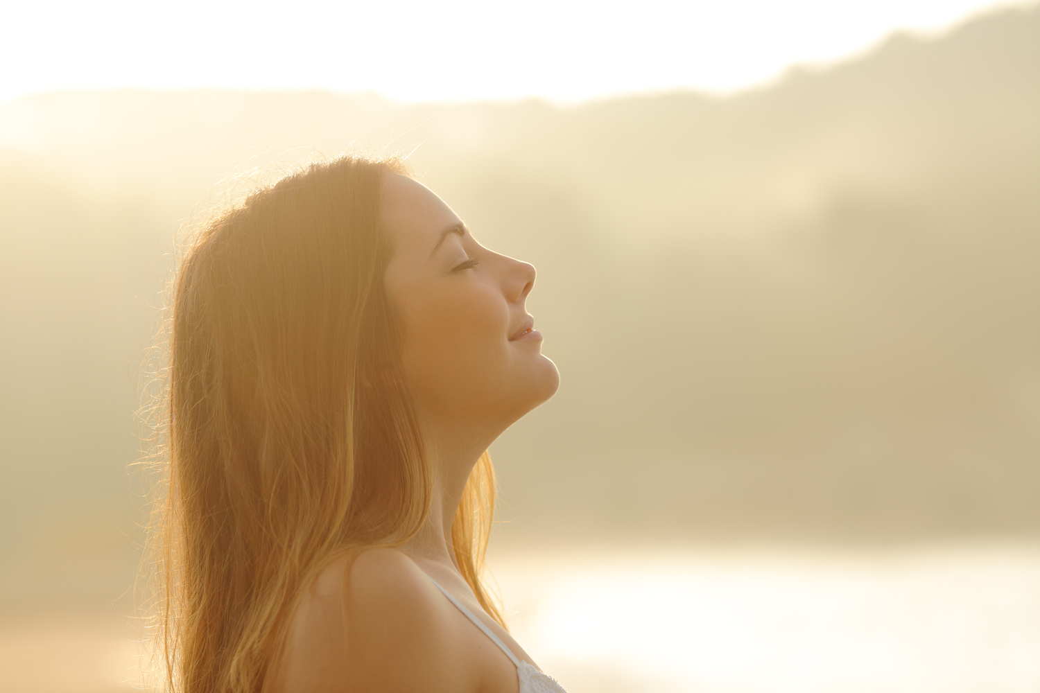 Slow down breathing to reduce stress and anxiety