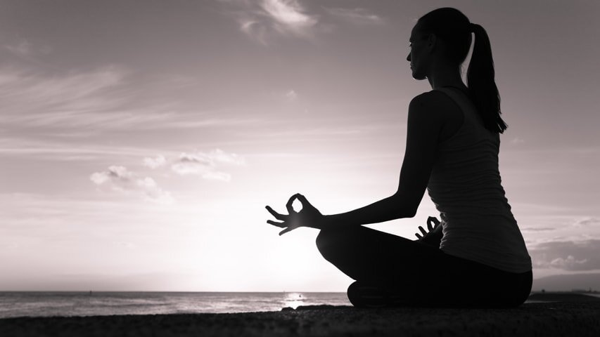Mindfulness meditation can help to regulate your emotional and oversensitive side