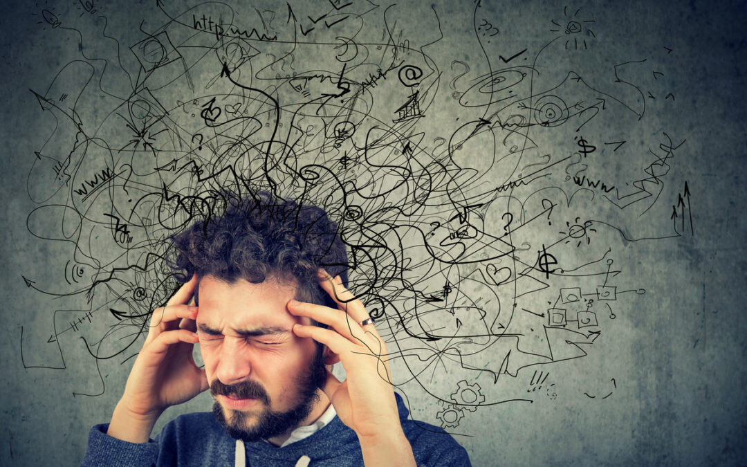 It can be difficult to control a highly sensitive mind