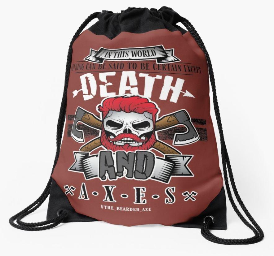 bag - death and axes.JPG