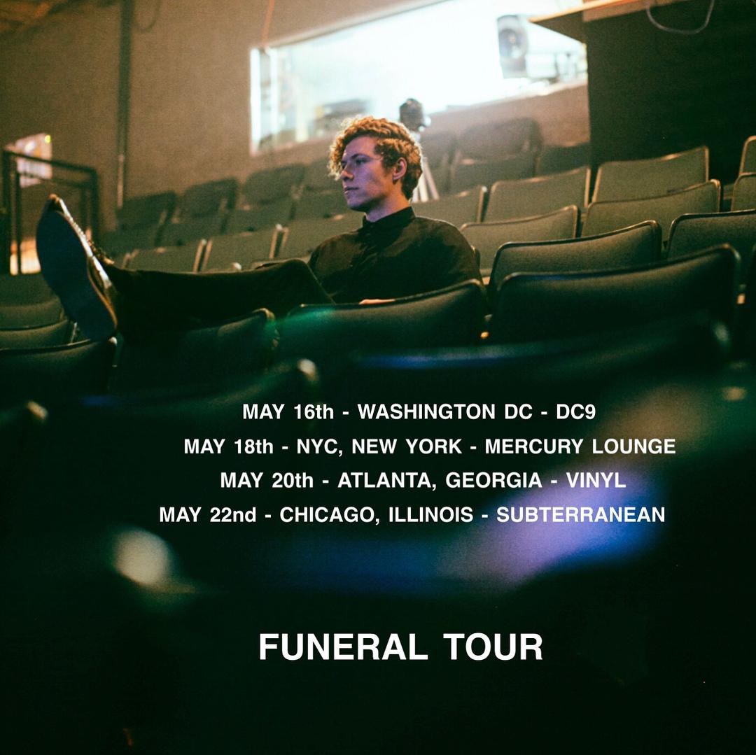 iamnotshane Funeral Tour - May 16-22, 2018
