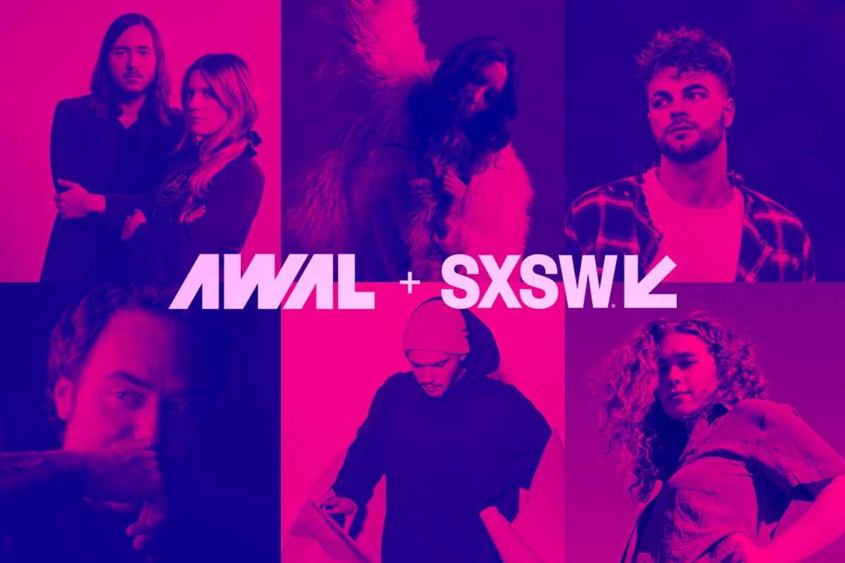 SXSW w/ BAUM (5 showcases) - March 9-18, 2018