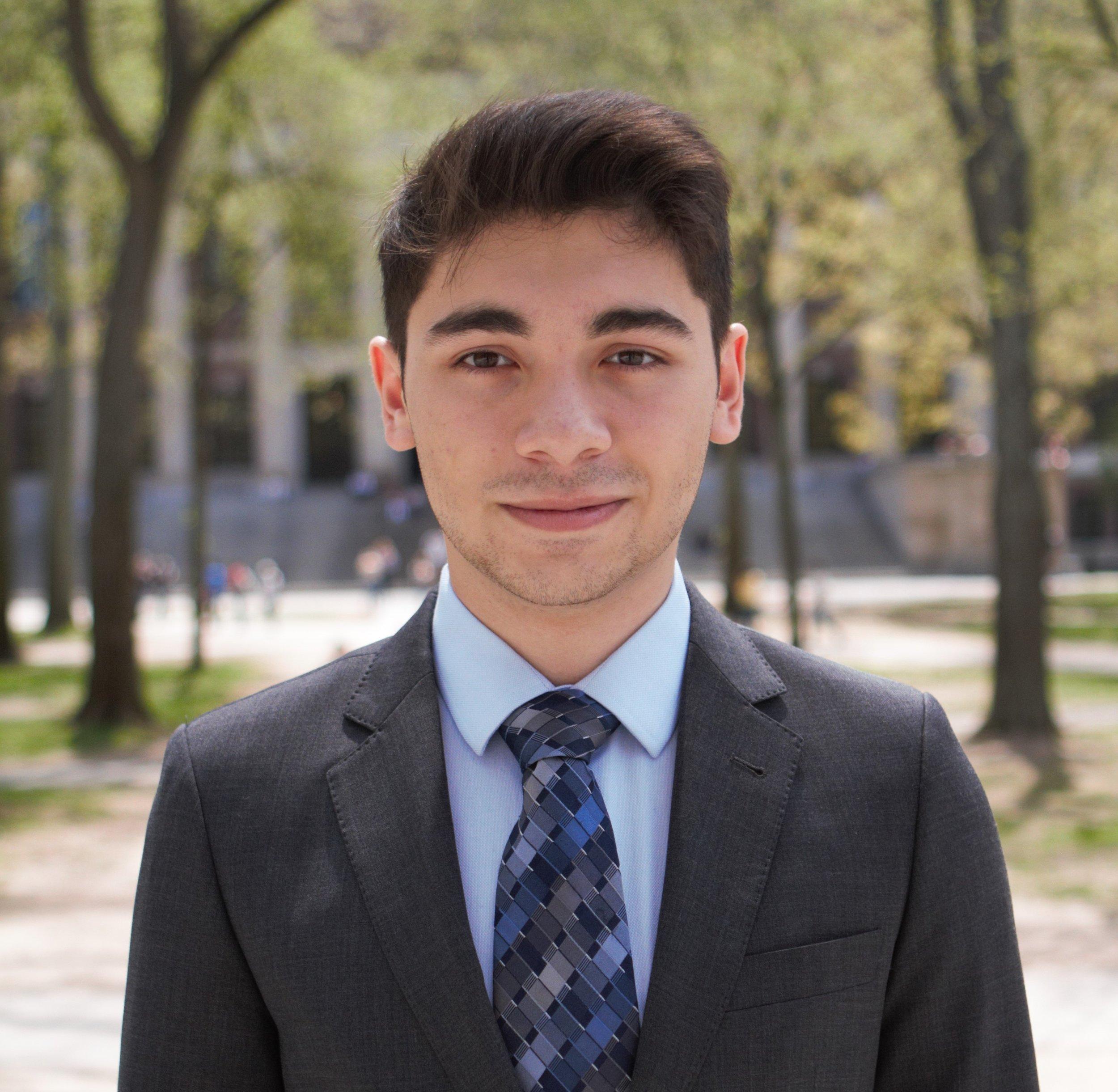 Esteban R. Flores————————Secretary-General -