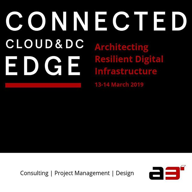 We're are very exciting to be attending the Connected Cloud & DC Edge conference tomorrow. Our @charlespenny365 is looking forward to meeting our pioneering peers!