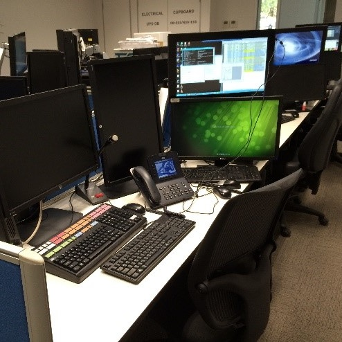 Yarra Trams Disaster Control Room Fit-Out