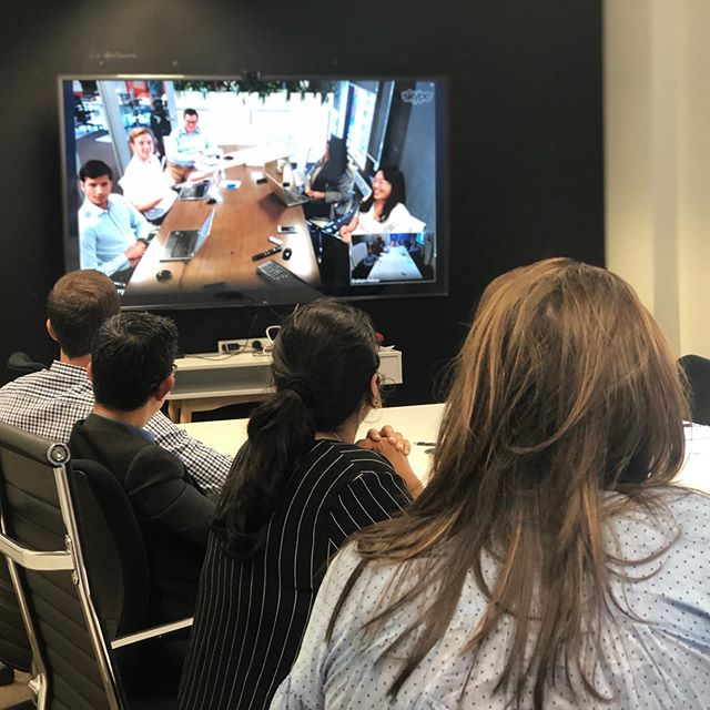 Our AREA3 team is spread across Melbourne, Sydney, and Jakarta, but that doesn't mean we feel distant! Our team wide meetings over @skype have been great for creating unity across the respective sites 👨‍👩‍👧‍👦