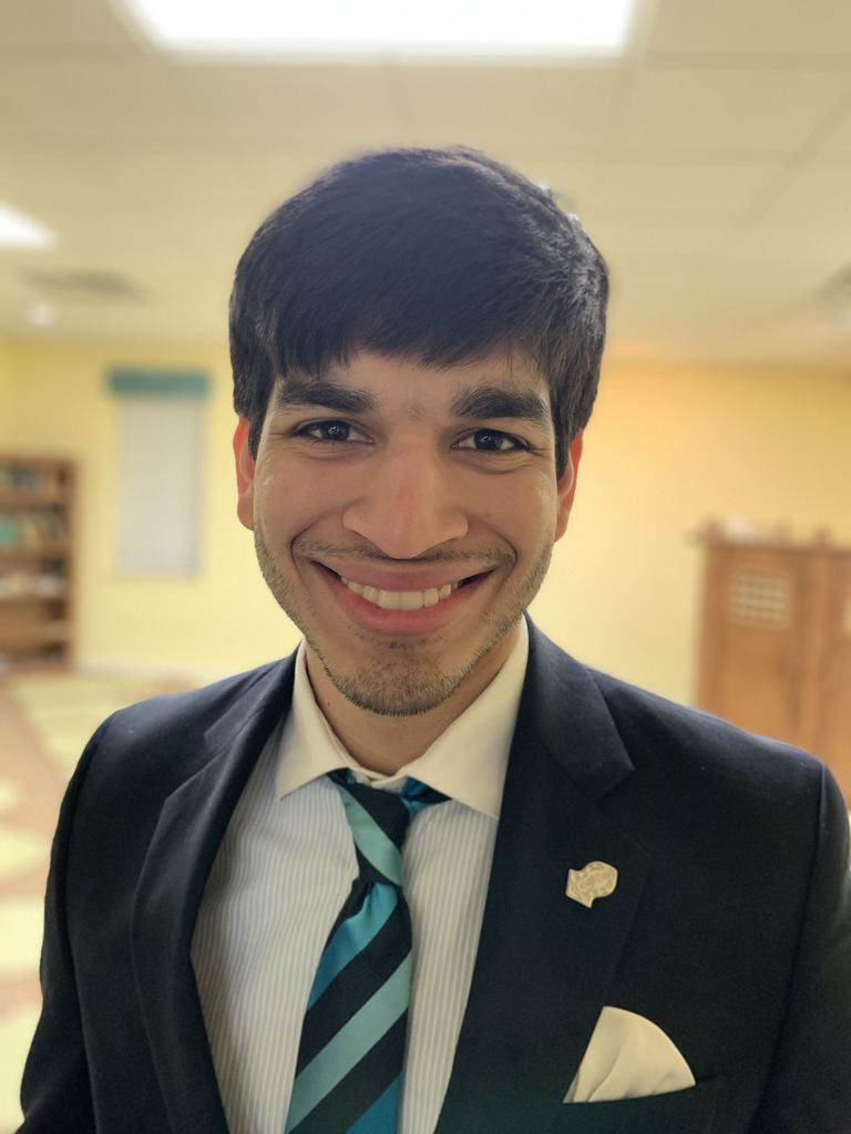 New Member Educator -   Hashir Faheem