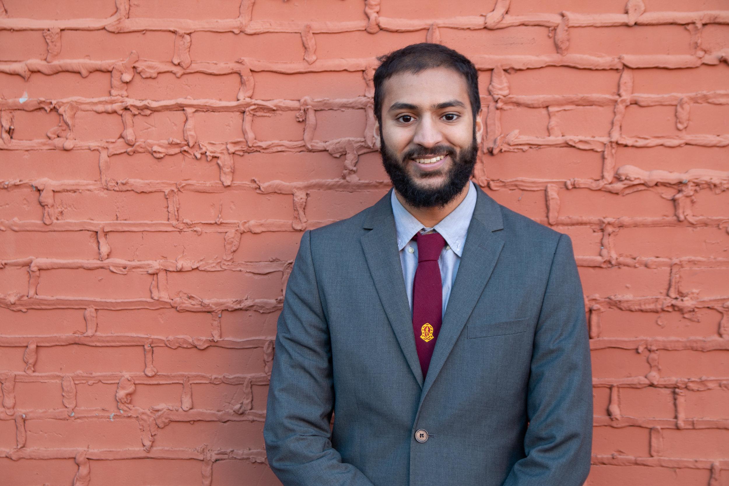 Vice President of Standards  -  Zacharia Shoaib