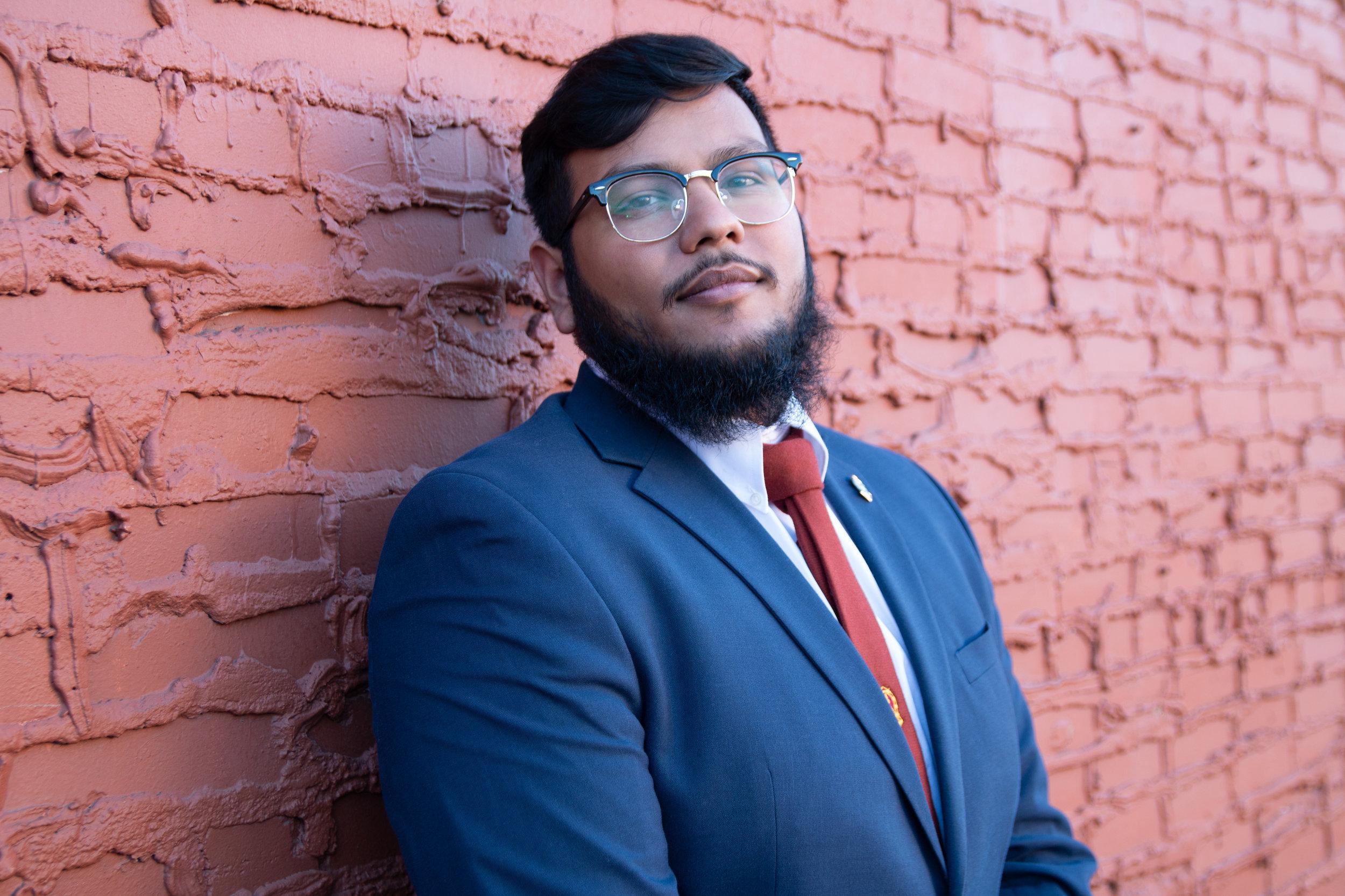 Vice President of New Member Committee -   Mahir Khan
