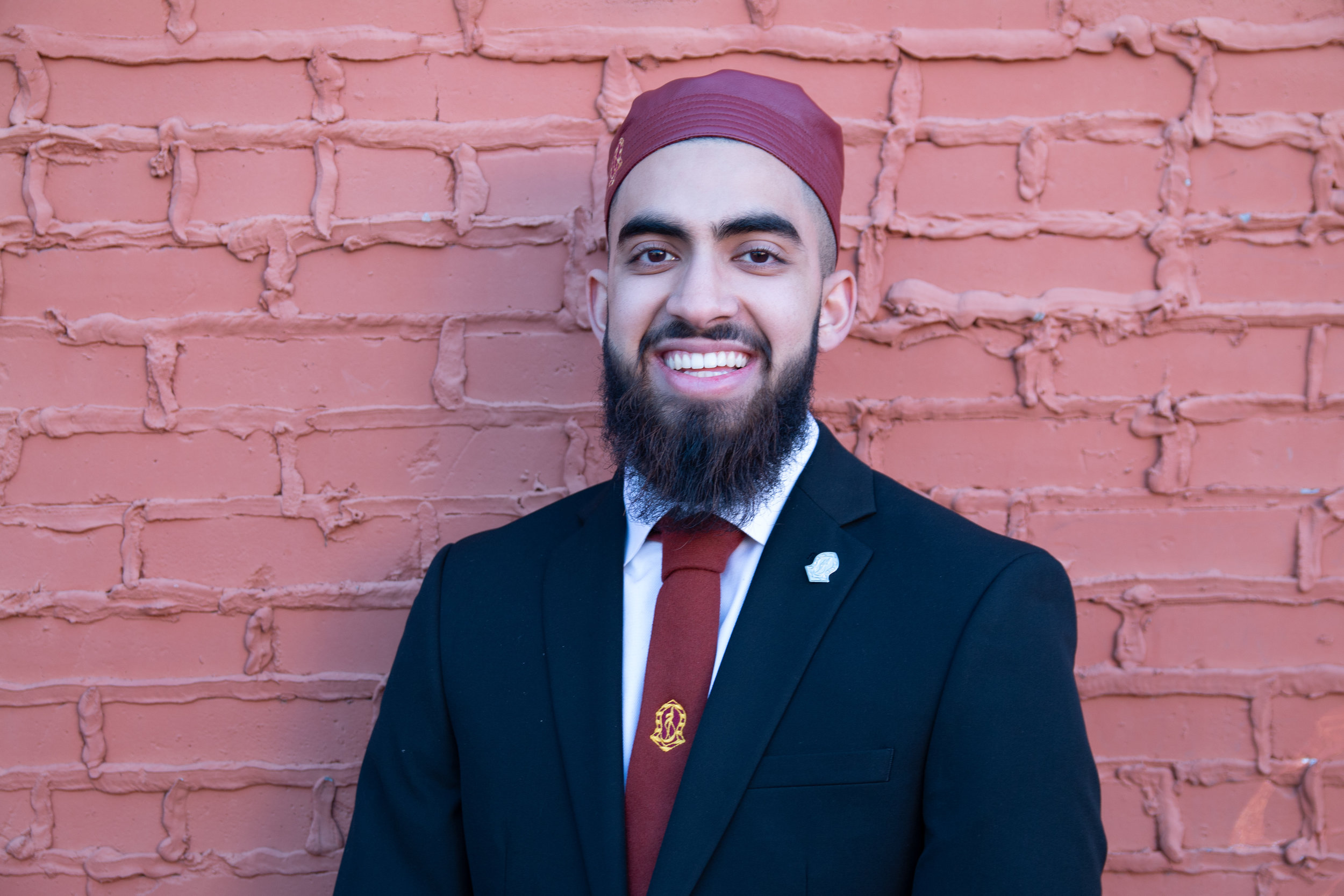 Vice President of Public Relations  -  Zeeshan Parupia