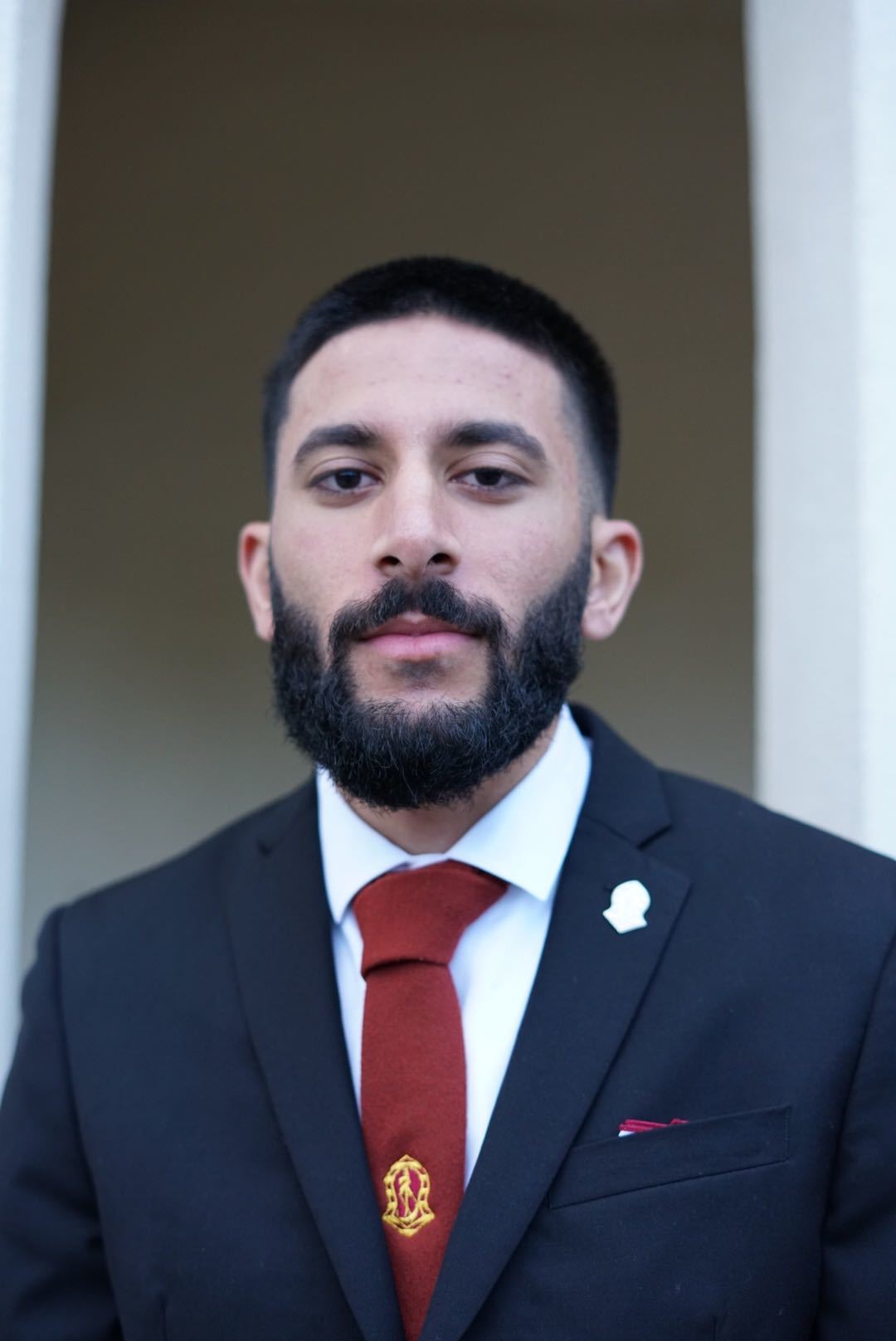 Vice President  -  Rizwan Gilani