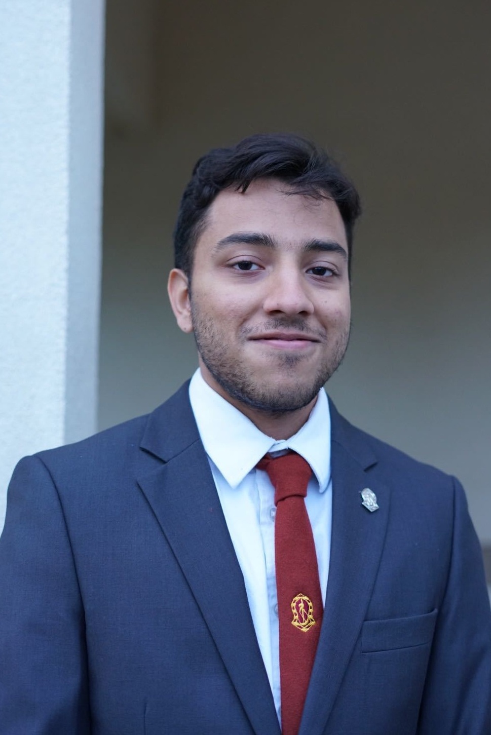 Vice President of Finance  -  Abrar Khalid