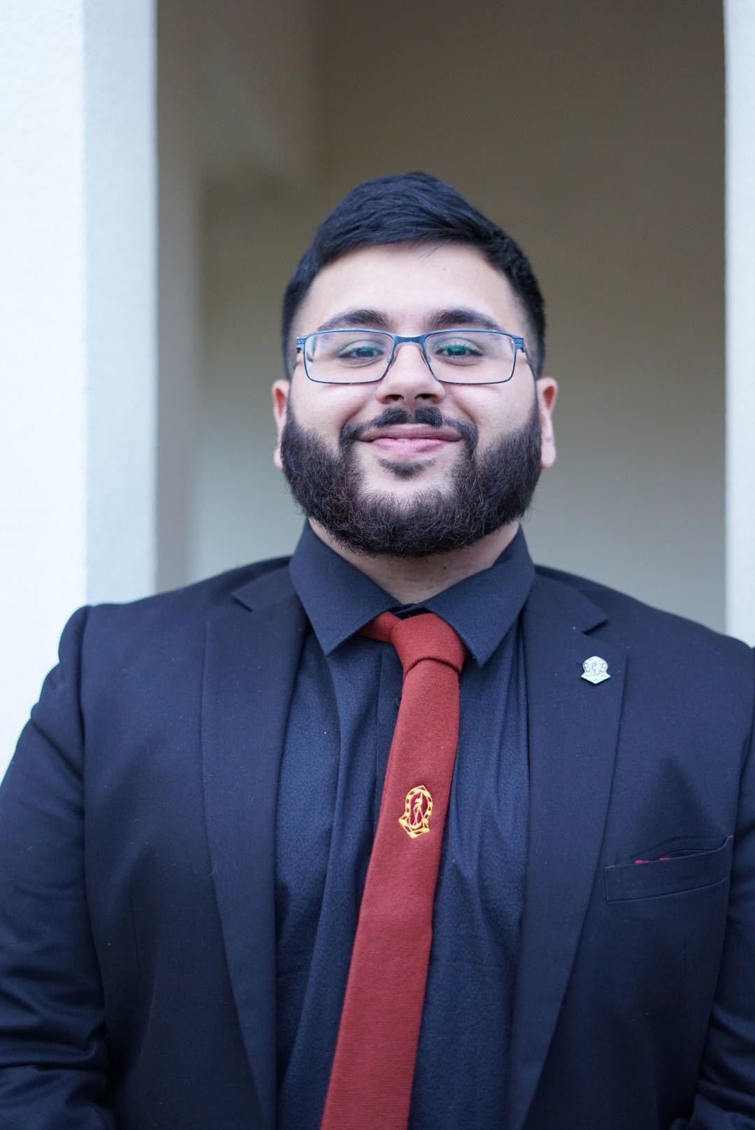 Vice President of Public Relations  -  Zeeshan Qazi