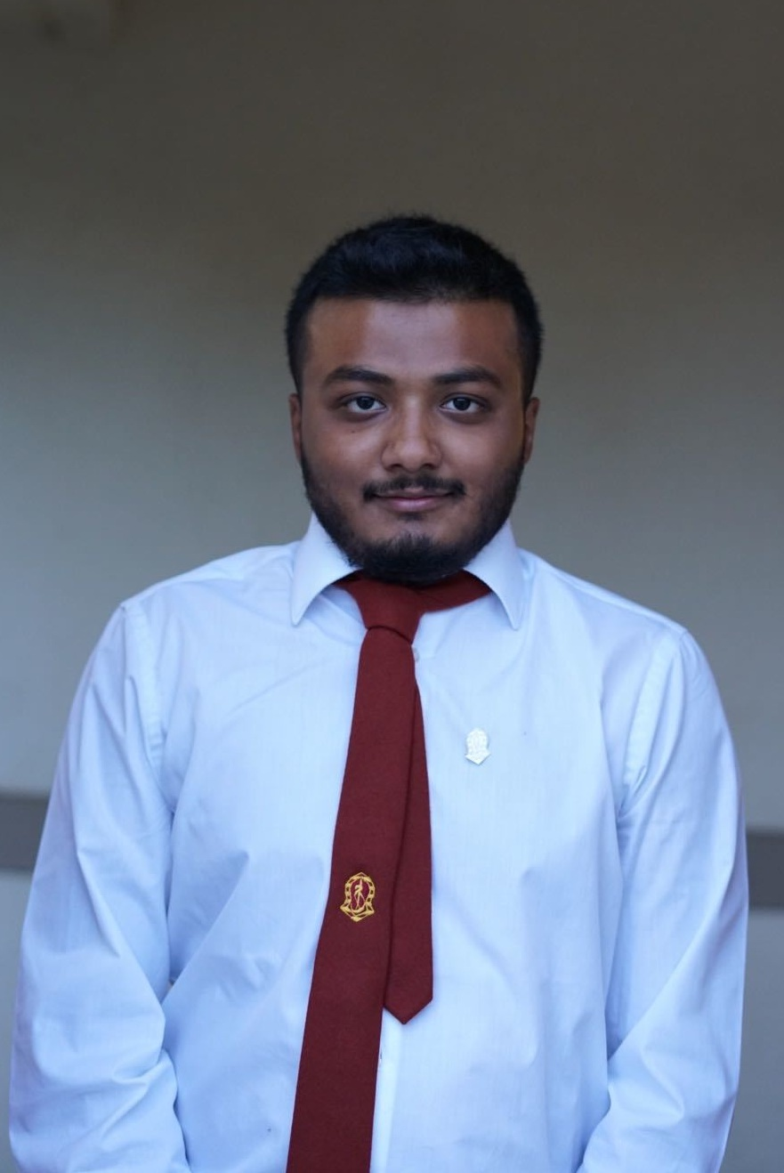 Vice President of Standards  -  Farhan Uddin