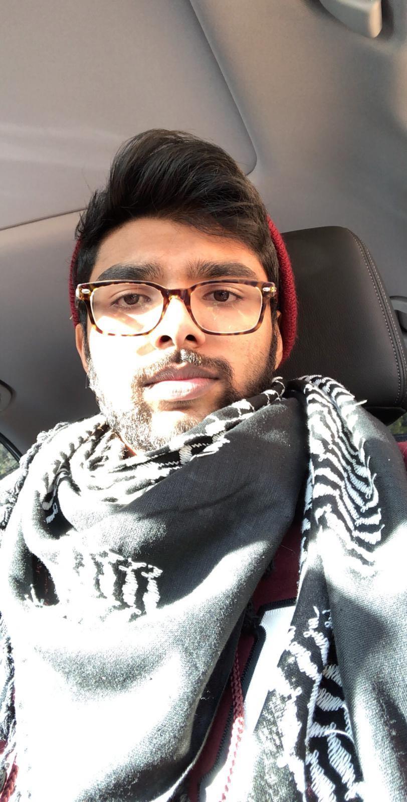 Vice President of Brotherhood -   Junaid Haq