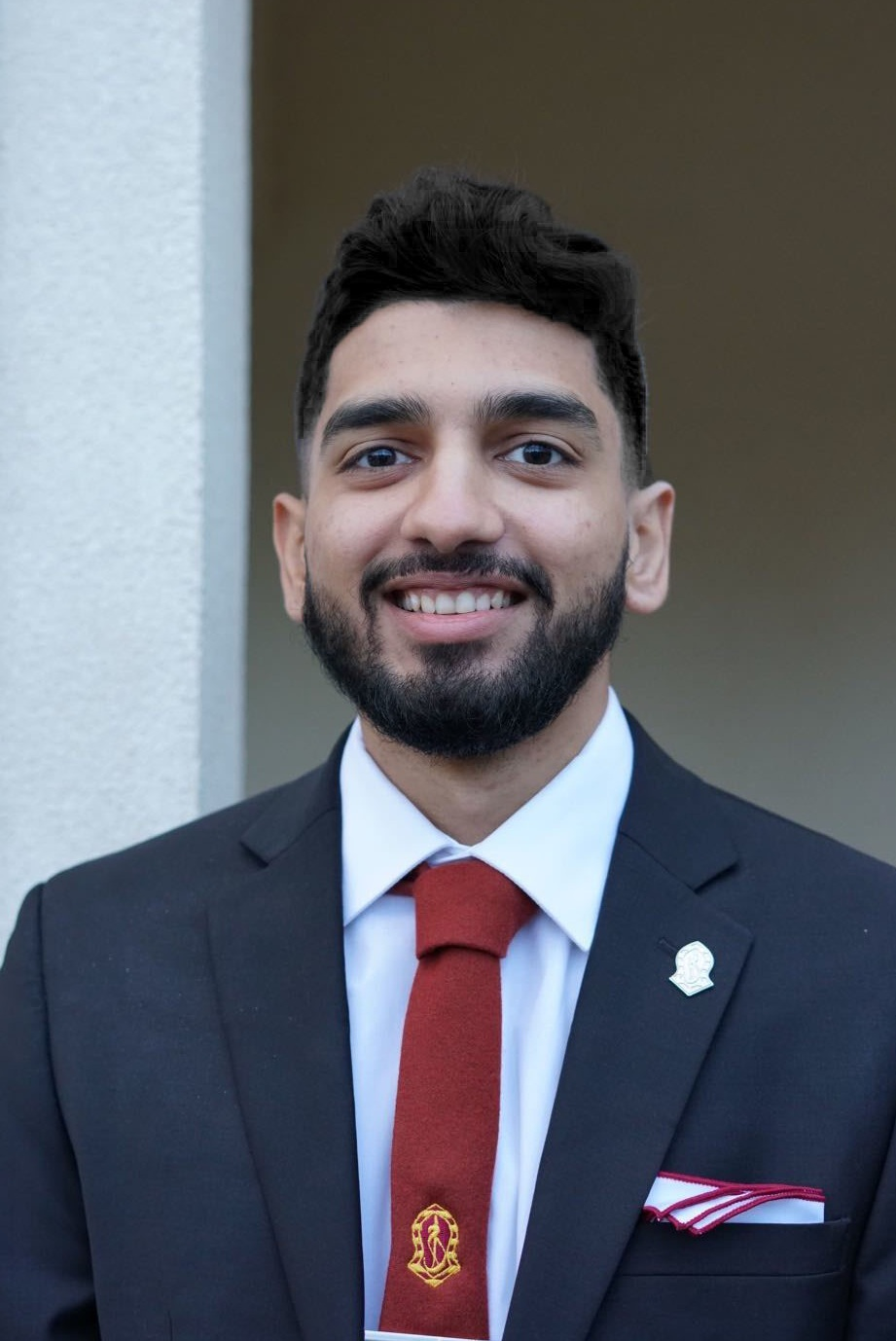 Vice President of Events -   Kazim Mir