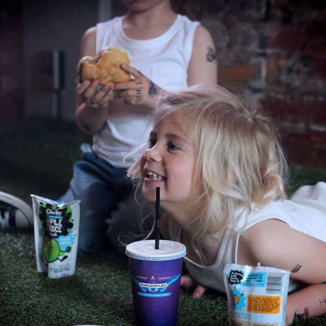 Time for school holidays! Wondering where to take your mini one and get something for yourself as well? We have wholesome and delicious Kids Ink Meals so everyone can spend more time on the happier side of life. In our happier meals we use 100% pure grass-fed NZ beef and grilled free-range chicken with no preservatives and no additives - just Pure Fuel. We've got you covered!