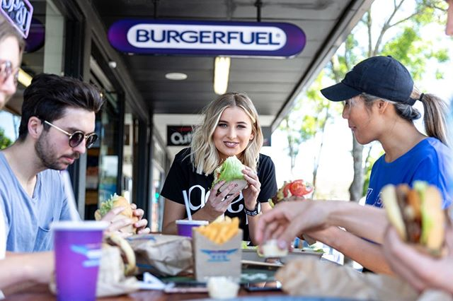 International Burger Day is coming - May 28! Sign up to be one of our lucky VIB's by the Saturday prior and something may or may not land in your inbox on this extra special, burger loving day. (Link in bio). #BurgerFuel #BurgerFuelVIB #VeryImportantBurgerConnoisseur