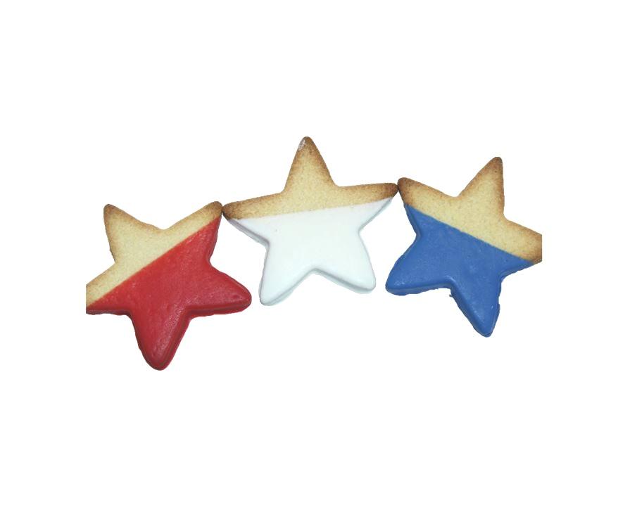Half Dipped Stars