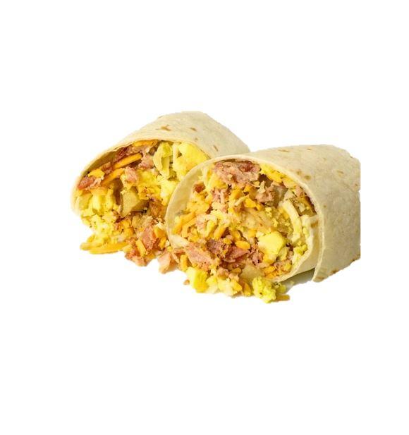 Bacon Burrito