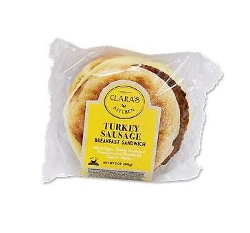 Turkey Breakfast Sandwich